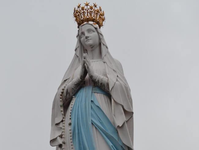 11 février : fête de Notre Dame de Lourdes