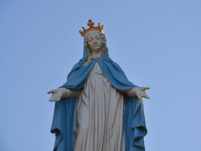 15 Août 2021: Prière des évêques pour la France