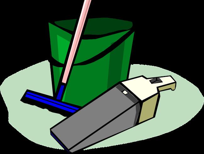 Aide nettoyage église