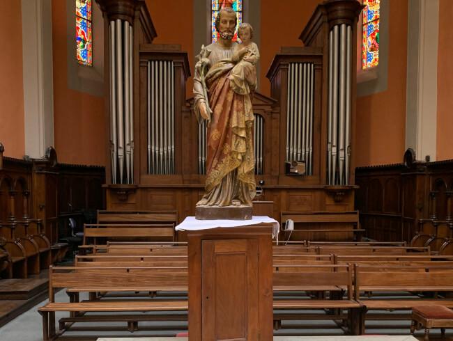 ANNEE SAINT JOSEPH   8 décembre 2020 / 8 décembre 2021  Prière à Saint Joseph