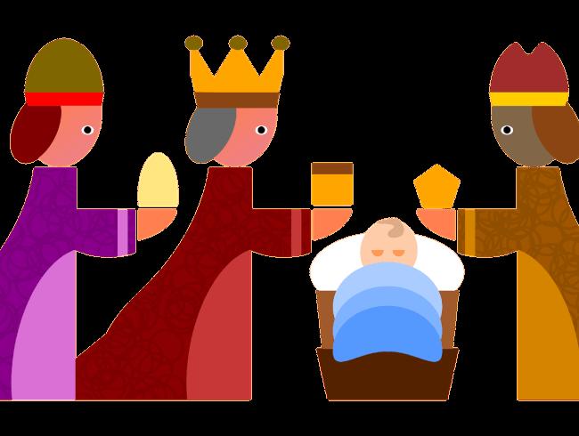 Epiphanie raconté pour les enfants