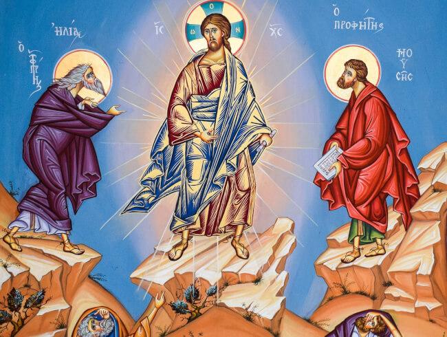 Fête de la Transfiguration du Seigneur