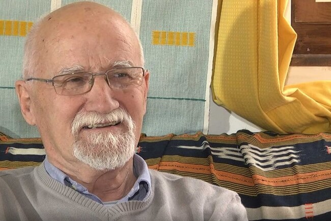 Interview de Xipri pour ces 60 ans de sacerdoce