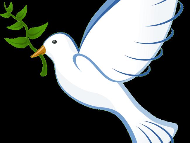 La paix , texte et méditation