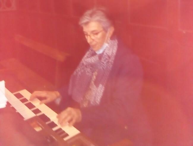 Les organistes de notre paroisse