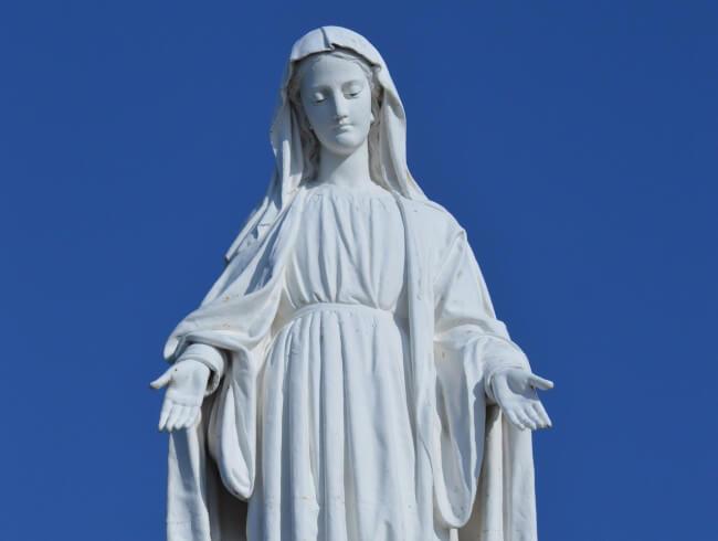 Marie de chez nous
