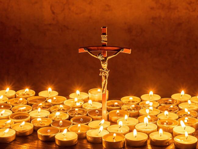 Prier en ce vendredi saint