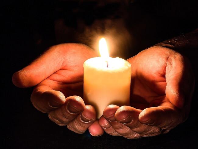 Prière suite a l' attentat de Nice