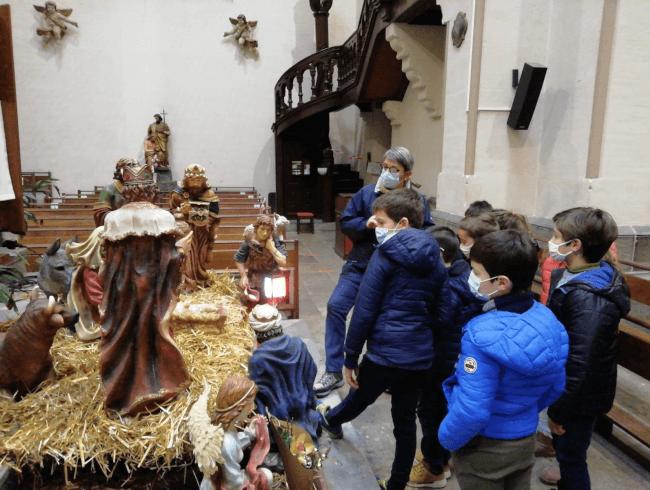 Reprise du catéchisme