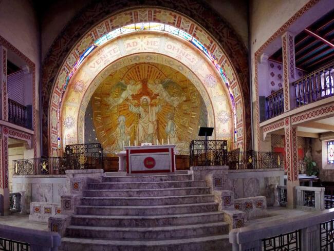 Signer pour restaurer la Chapelle