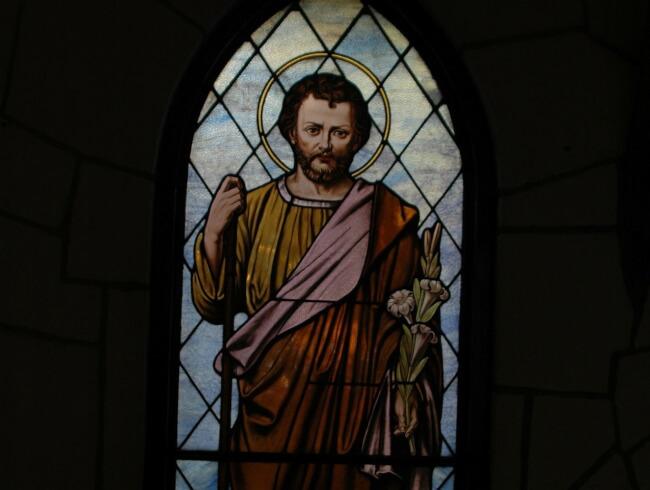 Vendredi 1er mai, Fête de St. Joseph travailleur