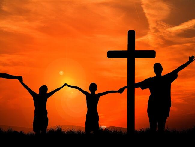 Vivre le jeudi Saint en famille