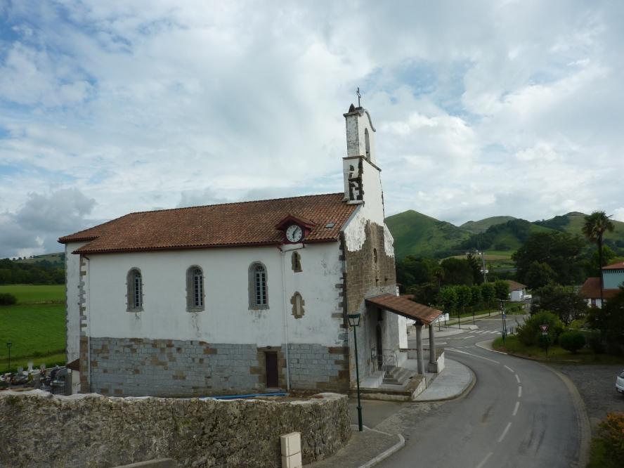 Saint Martin Saint Martin d'Arberoue