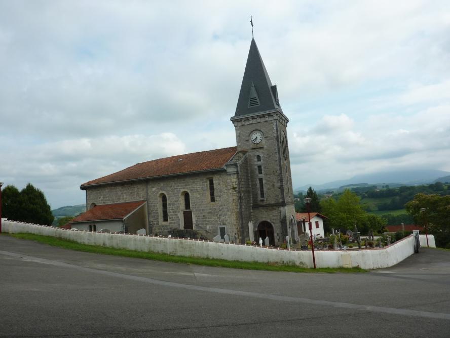 Saint Pierre Ayherre