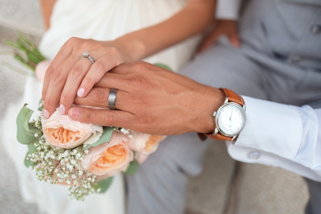 Le mariage : sacrement de l'amour